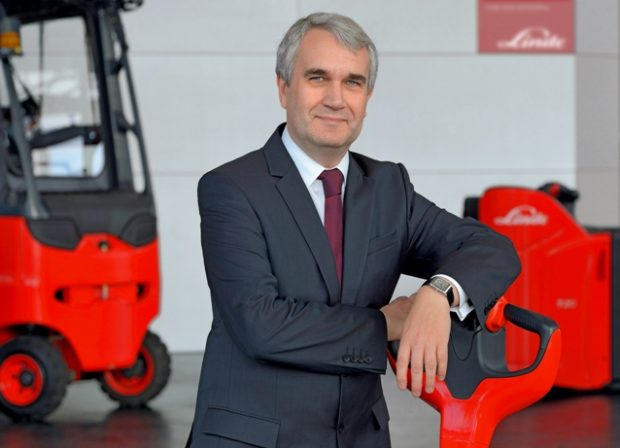 """Linde MH podporuje iniciativu pro """"smart"""" logistiku"""