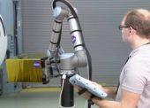 NASA využívá kolaborativního robota od Universal Robots k inovaci výrobních procesů