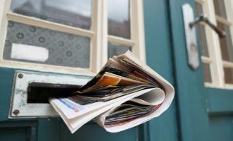 GLOSA: » Logistické trable s novinami i drůbeží«