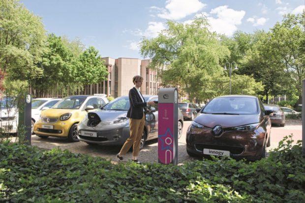 DKV a innogy vytvoří společný podnik pro podporu elektromobility
