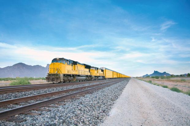Hedvábná stezka i Transsibiřská magistrála: DACHSER posiluje železniční přepravy mezi Evropou a Asií