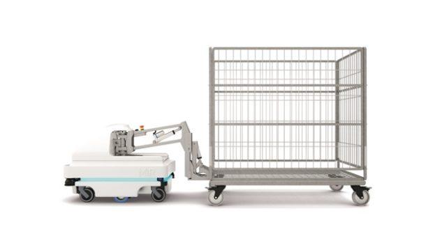 Automatizace intralogistiky? Pomohou mobilní roboty!