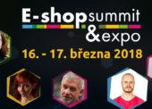 E-shop summit & expo 2018: Logistika i další témata nejen pro e-shopy