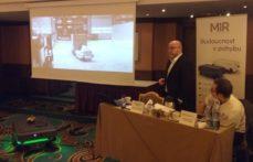 VIDEO: Mobilní roboty MiR nacházejí uplatnění v intralogistice