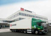 DB Schenker loni zvýšil obrat o miliardu korun