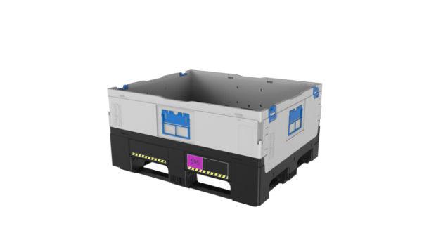 Skládací kontejner MAGNUM OPTIMUM 595 posunuje hranice logistiky v odvětví automotive