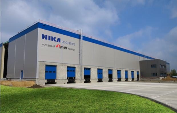 NIKA Logistics otevře skladovou halu v Černé za Bory