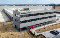 CTP předalo Rabenu nové sídlo včetně moderních skladů