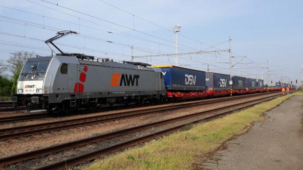 AWT rozšiřuje síť terminálů kombinované dopravy. Novým přírůstkem je překladiště Zaječí