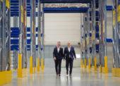 Investice pět milionů eur: DACHSER otevřel nový sklad na Slovensku