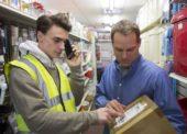 Odolné tablety s čtečkou pomáhají v logistice