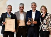 Eco Performance Award 2018 pro firmy Ludwig Meyer a Cargonexx