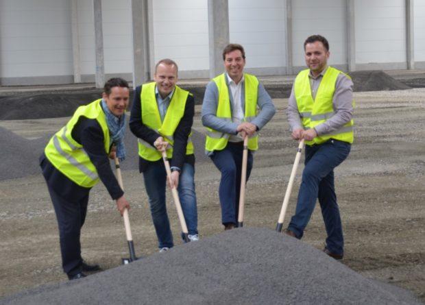 Geis a babymarkt.de zahajují stavbu centrálního skladu v Česku