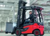 """""""Perfektní vozík"""": Roadster s optimalizovaným výhledem z dílny Linde MH"""