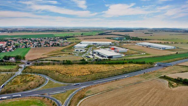 Spekulativní budova v Prologis Parku Prague-Airport je již plně pronajata