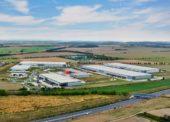 Prologis zahajuje výstavbu další budovy v parku Prague-Airport