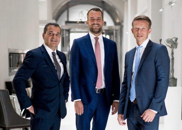 Colliers slučuje v Česku svou činnost s firmou THREESIXTY