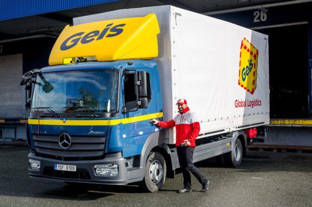 Geis dál rozšiřuje svou tuzemskou přepravní síť