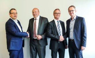 SSI Schäfer rozšiřuje své kompetence v oblasti AGV, kupuje firmu DS AUTOMOTION