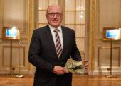 Šéf automobilky Škoda převzal cenu pro CEO roku v odvětví automotive