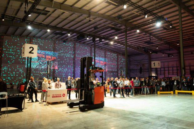 Toyota Demo Days 2018: trendy v manipulační technice atraktivní formou