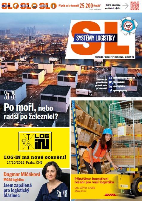 SL 176: Logistika chemických produktů; Řízení dopravy; Logistická studie