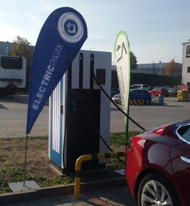 Nabíjení elektrických vozů rychle a efektivně