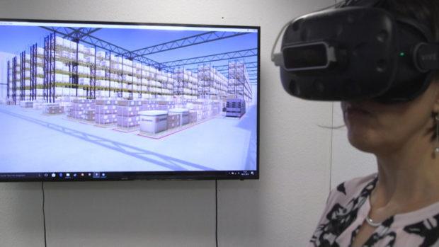DB Schenker vzdělává zaměstnance pomocí 3D technologií a virtuální reality