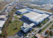 Brownfield v praxi: Developer zahájil výstavbu v parku Eastgate Prague