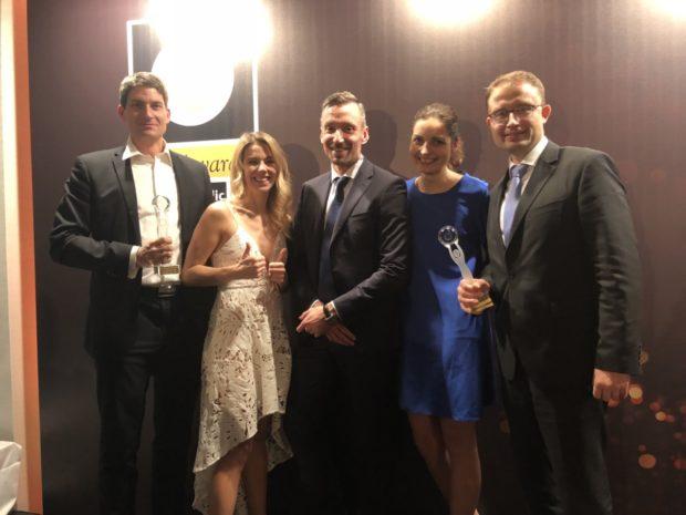 CIJ Awards 2018 uděleny. Panattoni Europe na developerském trůnu