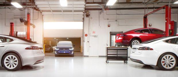 Potvrzeno: Tesla připravuje otevření servisního centra v Česku