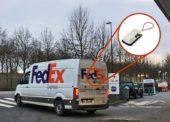 Zámek z produkce firmy TOKOZ chrání nákladový prostor vozidel
