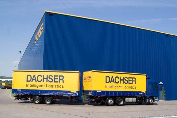 DACHSER je v Německu na prvním místě ve sběrné službě