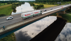 Raben představuje inovativní nástroj pro monitoring pohybu vozů a zásilek