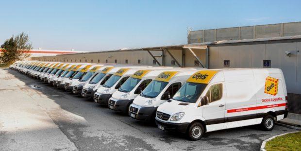 Geis otevřel ve Velkých Přílepech pobočku pro balíkovou logistiku