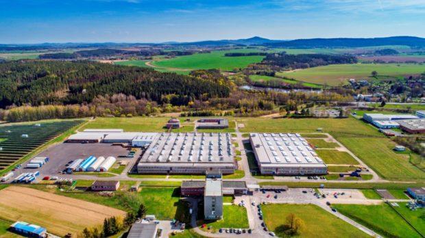 Industrial Park Tachov chystá revitalizaci hal. A začne stavět nové budovy