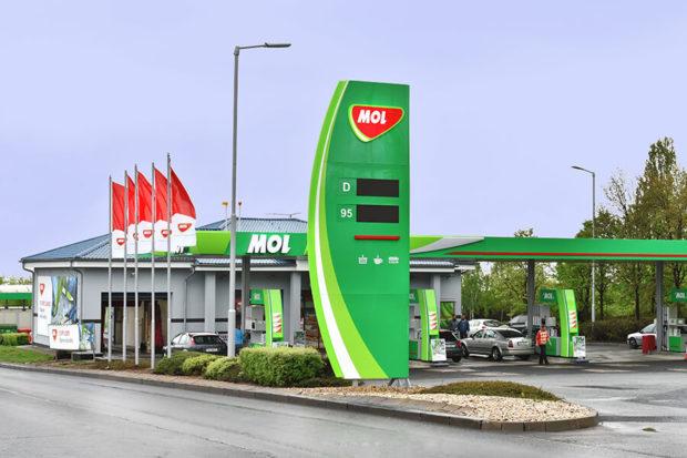 MOL a Total společně rozšiřují evropskou akceptační síť palivových karet