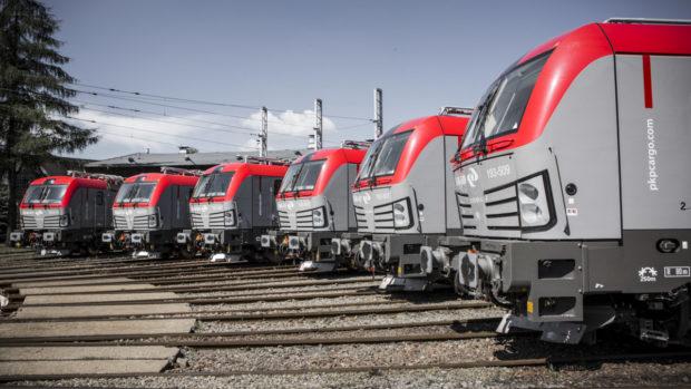 PKP CARGO kupuje pět nových lokomotiv Vectron od Siemensu