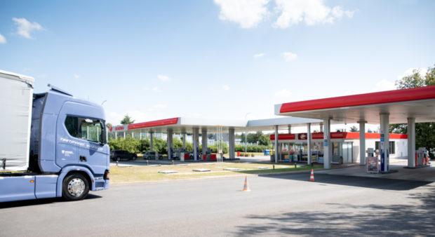 Obchodníkem roku v kategorii čerpacích stanic se znovu stala Benzina