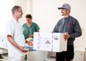GO! Express & Logistics přepravuje i GMO materiál