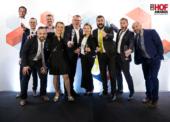 108 AGENCY získala realitní cenu HOF Awards 2019