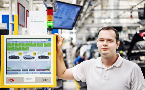 Ocenění Automotive Lean Production Award získala ŠKODA AUTO
