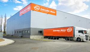 Gebrüder Weiss nasadil pokročilý systém pro řízení svých skladů