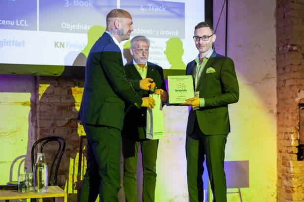 Ocenění pro ředitele Kühne + Nagel v ČRMiroslava Pudila