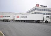"""DB Schenker nasazuje """"silniční vlak"""" na další tuzemskou linku"""
