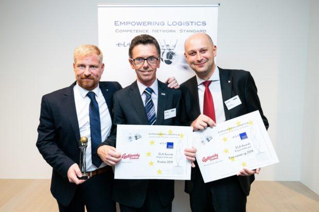 Logistické centrum Budvaru oceněno mezi nejlepšími logistickými projekty v Evropě