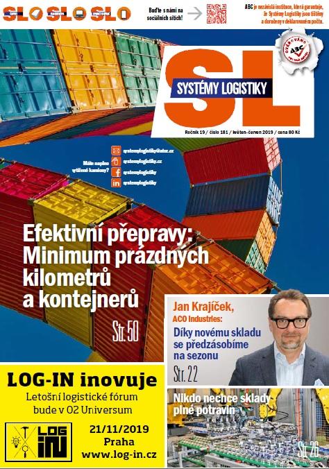SL 181: Logistika potravin; Efektivní přepravy; Factoring v autodopravě