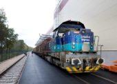 DB Schenker za 9 let díky přepravě po železnici nahradil cestu 44.500 kamionů