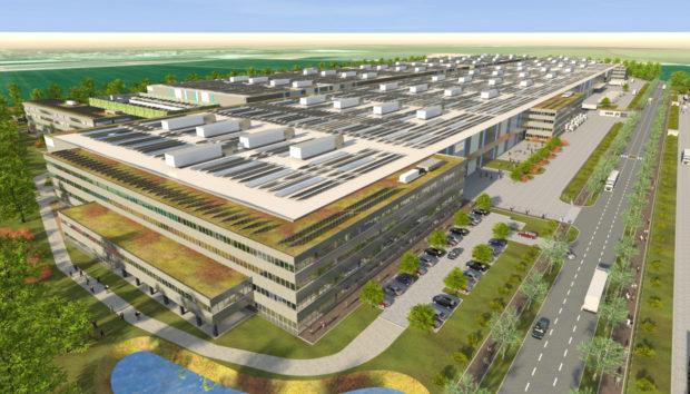 VGP vybuduje u Mnichova průmyslový park, mezi nájemci bude BMW a KraussMaffei