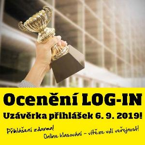 Ocenění LOG-IN